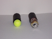 AR15 Tennis ball launcher