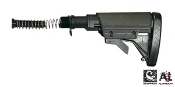 AR15 Collapsible Stock Pkg